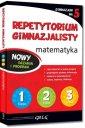 Gimnazjum na 5. Repetytorium gimnazjalisty. - okładka podręcznika