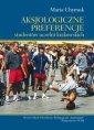 Aksjologiczne preferencje studentów - okładka książki