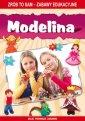 Modelina - okładka książki