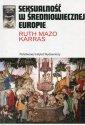 Seksualność w średniowiecznej Europie - okładka książki