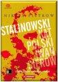 Stalinowski kat Polski Iwan Sierow - okładka książki