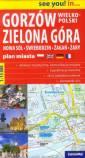 Gorzów Wielkopolski Zielona Góra - okładka książki