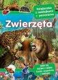 okładka książki - Zwierzęta. Panoramy z naklejkami