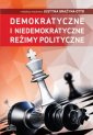 Demokratyczne i niedemokratyczne - okładka książki