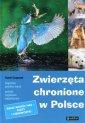 Zwierzęta chronione w Polsce - okładka książki