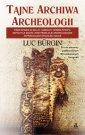 Tajne archiwa archeologii - okładka książki
