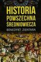 Historia powszechna Średniowiecza - okładka książki