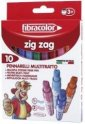 Mazaki Zig Zac ząbki (10 kol.) - zdjęcie produktu