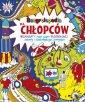 Bazgrolopedia dla chłopców - okładka książki