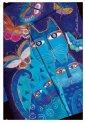 Kalendarz 2015-2016. Blue Cats - okładka książki