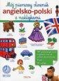 Mój pierwszy słownik angielsko-polski - okładka książki