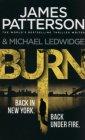 Burn - okładka książki