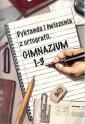 Dyktanda i ćwiczenia z ortografii. - okładka podręcznika