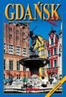 Gdańsk, Sopot, Gdynia (wersja norweska) - okładka książki