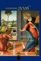 Kalendarz 2016. 366 dni z aniołami - okładka książki