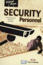 okładka książki - Career Paths. Security Personnel