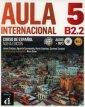 Aula internacional 5. Curso de - okładka podręcznika