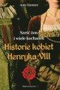 Historia kobiet Henryka VIII. Sześć - okładka książki