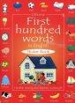 First Hundred Words in English - okładka podręcznika