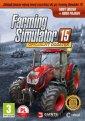 Farming Simulator 2015. Oficjalny - pudełko programu