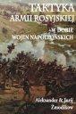 Taktyka armii rosyjskiej w dobie - okładka książki