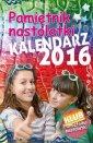 Kalendarz 2016. Pamiętnik nastolatki - okładka książki