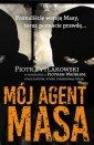 Mój agent Masa - okładka książki