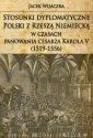 Stosunki dyplomatyczne Polski z - okładka książki