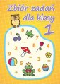 Zbiór zadań dla klasy 1 - okładka podręcznika