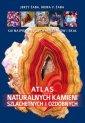 Atlas naturalnych kamieni szlachetnych - okładka książki