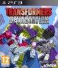 Transformers Devastation (PS3) - pudełko programu