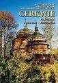 okładka książki - Cerkwie Nadsania. Sanok-Przemyśl