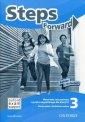 Steps Forward 3. Materiały ćwiczeniowe - okładka podręcznika