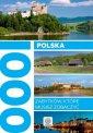 okładka książki - Polska. 1000 zabytków, które musisz
