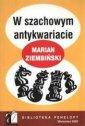 W szachowym antykwariacie - okładka książki
