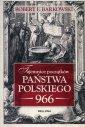 Tajemnice początków państwa polskiego - okładka książki