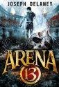 Arena 13 - okładka książki