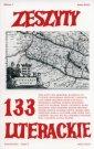 okładka książki - Zeszyty literackie 133 - Wydawnictwo