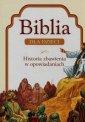 okładka książki - Biblia dla dzieci. Historia zbawienia