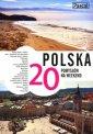 Polska. 20 pomysłów na weekend - okładka książki