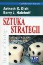 okładka książki - Sztuka strategii. Teoria gier w