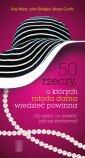 50 rzeczy o których młoda dama - okładka książki