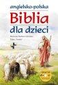 okładka książki - Angielsko-polska Biblia dla dzieci