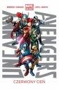 okładka książki - Uncanny Avengers. Tom 1. Czerwony