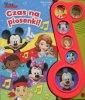 okładka książki - Disney Junior. Czas na piosenki