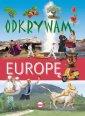 okładka książki - Odkrywam Europę - Wydawnictwo