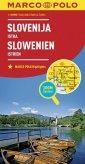 Słowenia, Istria mapa - Wydawnictwo - okładka książki