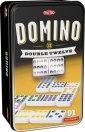 Domino dwunastkowe (w puszce z - zdjęcie zabawki, gry