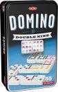 Domino dziewiątkowe (w puszce z - zdjęcie zabawki, gry