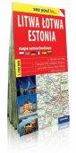Litwa, Łotwa, Estonia see you! - okładka książki
